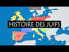 """Let's look at a map and retrace the history and major events of the Jewish people throughout the world. Part two of this video is titled """"The Israeli-Palesti. Palestine History, Israel History, Jewish History, World History, Ancient History, Leonard Cohen, Disney Marvel, Who Is A Jew, World Jewish Congress"""