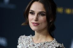 Get Keira Knightley's Flawless Makeup from 'The Imitation Game' Premiere