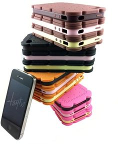 Cookie Soft Cases For iphone4/4S~  Yosir Company~  Visit our site for more cases~  $6.10