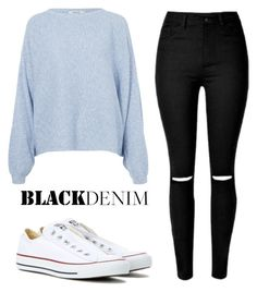 """""""Outfit no. 2"""" by sofiecleem ❤ liked on Polyvore featuring Rodebjer and Converse"""