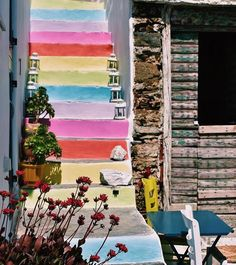 Tinos Greece, Islands, Greek, Instagram, Places, Painting, Travel, Art, Art Background