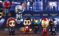 Share this with your friends and receive a $15 promo code. Click here to write your message. Marvel Avengers Age of Ultron Series 2 Collectible Set Collectible Set