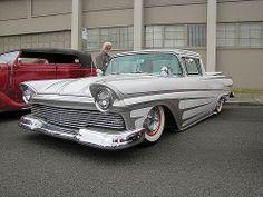 Ford Ranchero | 1957 Ranchero Custom