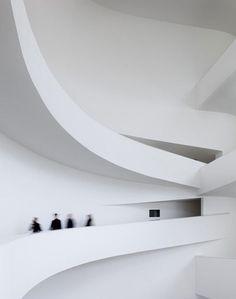 retro-futuristic architecture
