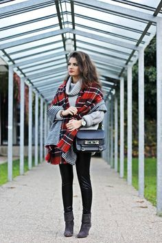 Red Multi Tartan Scarf # #Fashion Hippie Loves #Fall Trends #Fashionistas #Best Of Fall Apparel #Scarf Tartan #Tartan Scarves #Tartan Scarf Red Multi #Tartan Scarf Clothing #Tartan Scarf 2014 #Tartan Scarf Outfits #Tartan Scarf How To Style