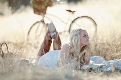 senior picture ideas for girls | Dreamy Whites: My First Senior Portrait Session.....and Frye Boots