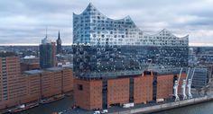Gallery of Fly Through Herzog & de Meuron's Hamburg Elbphilharmonie at 2 Different Speeds - 1