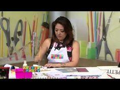 Ateliê na TV - TV Gazeta - 13.02.15 - Mayumi Takushi