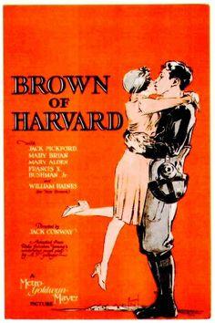 'Brown of Harvard' (1926) ...