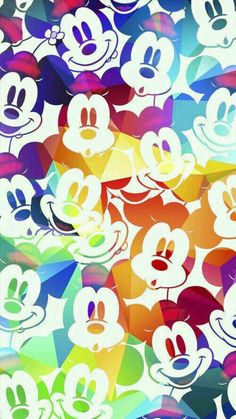 Wallpaper, disney, and mickey mouse image. Wallpaper Do Mickey Mouse, Disney Phone Wallpaper, Iphone Wallpaper, Cellphone Wallpaper, Rainbow Wallpaper, Mickey Minnie Mouse, Disney Mickey, Disney Art, Walt Disney