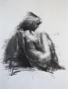 """Saatchi Art Artist Zin Lim; Drawing, """"ALLEGRO NO.26"""" #art"""