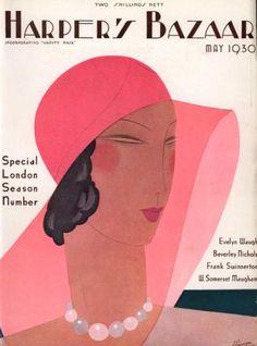 1930 Art Deco cover by Leon Benigni