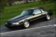 Fox Body Mustang | FOX BODY- the only mustang I would drive