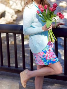 How to perfect your easter dress outfit