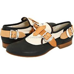 Vivienne Westwood Men Original Seditionary Shoes Black £102.64,54% off,welcome to vivienne westwood mens store.