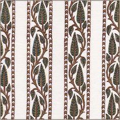 Aleta -artisan and Brigitte Singh fabrics for interiors Tree Patterns, Textile Patterns, Textile Prints, Textile Design, Flower Patterns, Print Patterns, Flower Pattern Design, Surface Pattern Design, Vintage Flowers Wallpaper