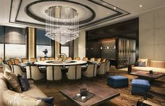 ferris rafauli - Google Search Restaurant Tables, Restaurant Design, Design Hotel, Restaurant Lighting, Chinese Restaurant, Dining Table Chairs, Dining Area, Dining Rooms, Cafe Design