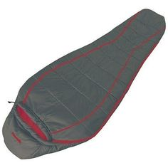 Ozark Trail Mummy Sleeping Bag 30F Right ZipperRed * To view further for this item, visit the image link.(This is an Amazon affiliate link and I receive a commission for the sales)
