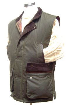 ed67acc74368 Hunter Outdoor Derwent Wax Body Warmer - Olive Green Fully lined High  qualitywoven tartan liner Fully
