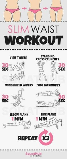 workout plan for beginners ; workout plan for women ; workout plan to get thick ; workout plan to lose weight at home ; workout plan to lose weight gym ; workout plan to tone Slim Waist Workout, Waist Training Workout, Waist Exercise, Weight Training, Loose Stomach Fat Workout, Exercise To Reduce Waist, Yoga Fitness, Health Fitness, Fitness Diet