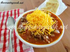 The Country Cook: Stuffed Pepper Soup  **Make this all the time for my crew--fast, affordable and delicious :D