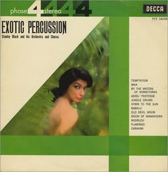 957f29dbbbf Stanley Black And His Orchestra And Chorus  - Exotic Percussion at Discogs  Record Collection