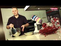 FarkasVilmos: Piskóta alaprecept Baking And Pastry, Chocolate Fondue, Pasta Recipes, Food Videos, Bread, Cookies, Pastries, Cake, Facebook