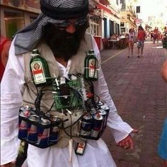My Name Is Achmed And I Am A Red Bull Jager-Bomber! - CovalentNews.com