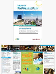 # Plaquette Salon du Développement Local 2013