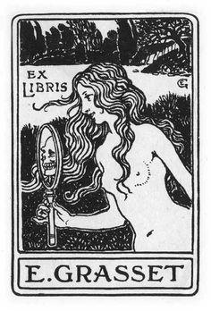 Ex-Libris E. Grasset