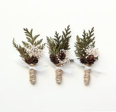 Awesome 30 Elegant Winter Boutonniere Ideas https://weddmagz.com/30-elegant-winter-boutonniere-ideas/