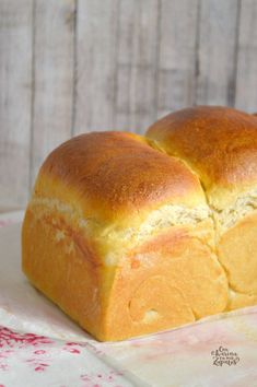 Brioche de Yogur | CON HARINA EN MIS ZAPATOS Food N, Diy Food, Food And Drink, Biscuit Bread, Pan Bread, Bread Bin, Donuts, Brioche Bread, Sweet Cooking
