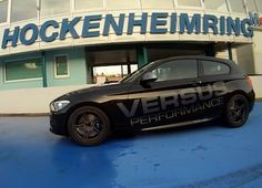 First tuned BMW M135i with 384 hp