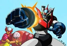Mazinger Z and friends