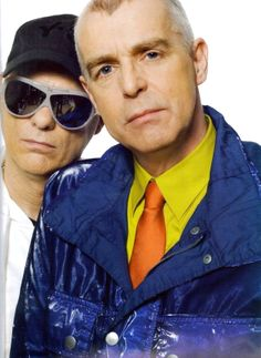 See Pet Shop Boys pictures, photo shoots, and listen online to the latest music. Pet Shop Boys, New Wave Music, Boy Music, Boy Pictures, Boy Photos, Brit Award Winners, Chris Lowe, Neil Tennant, Top 10 Hits