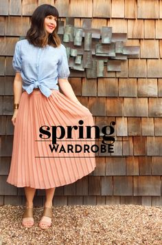 I'm pretty sure Spring is my favorite season when it comes clothing and accessories – I love adding pops of color to my otherwise neutral uniform, and of course, sandals. Sandals, sandals, sandals. It's so nice to break free from clunky winter boots and socks. I mean, HOW OPPRESSIVE. #spring #style #wardrobe #clothing