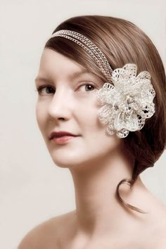 . Diy Hair Accessories, Bridal Accessories, Beading Techniques, Pattern Cutting, Bridal Headpieces, Bridal Boutique, Diy Hairstyles, Wedding Blog, Vintage Inspired