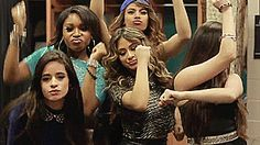 dancing party fifth harmony 5h squad crew hang out come hang out with me and fifth harmony