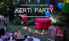 Hogyan lesz a pincében heverő ócskaságokból hangulatos vintage stílusú kerti parti kellék? Nézd meg itt: http://kert.tv/kerti-buli-marknal/