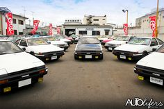 Mecca for Hachi-roku lovers, Carland 86, Japan Autolifers Chris Gray