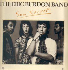 Norman Seeff - The Eric Burdon Band, Sun Secrets