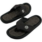 Boise State Broncos Youth Quilted Flip Flops - Brown/Black  #Boise #Broncos #Brown/Black #Flip #Flops #Quilted #State #Youth boisestategear.com