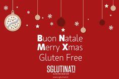 Auguri a tutti voi per un sereno e felice Natale ... Sglutinati