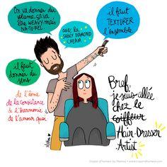 Crayon d'humeur by Mathou : l