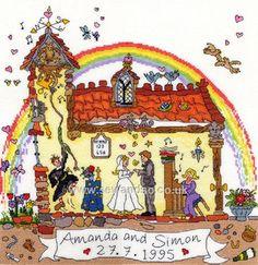 Cut Thru' Wedding did this for Adam and Gemma xx