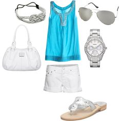 cute and casual for summer