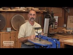 Woodworking Jigsaw Learn how to use a scroll saw to turn any of your favorite pictures in to a wood jigsaw puzzle. - Learn how to use a scroll saw to turn any of your favorite pictures in to a wood jigsaw puzzle. Woodworking Jigsaw, Learn Woodworking, Woodworking Techniques, Woodworking Videos, Woodworking Bench, Woodworking Projects, Woodworking Patterns, Woodworking Equipment, Last Minute