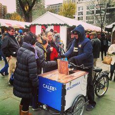 Caleb's Kola Trike