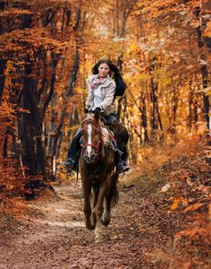 Autumn by Tanya Markova - Nya - Photo 124941143 - Foto Cowgirl, Cowgirl And Horse, Horse Riding, Horse Girl Photography, World Photography, Equine Photography, Modeling Photography, Horse Photos, Horse Pictures
