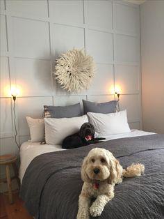 Our bedroom make over just finished. Copyright Jason Lee